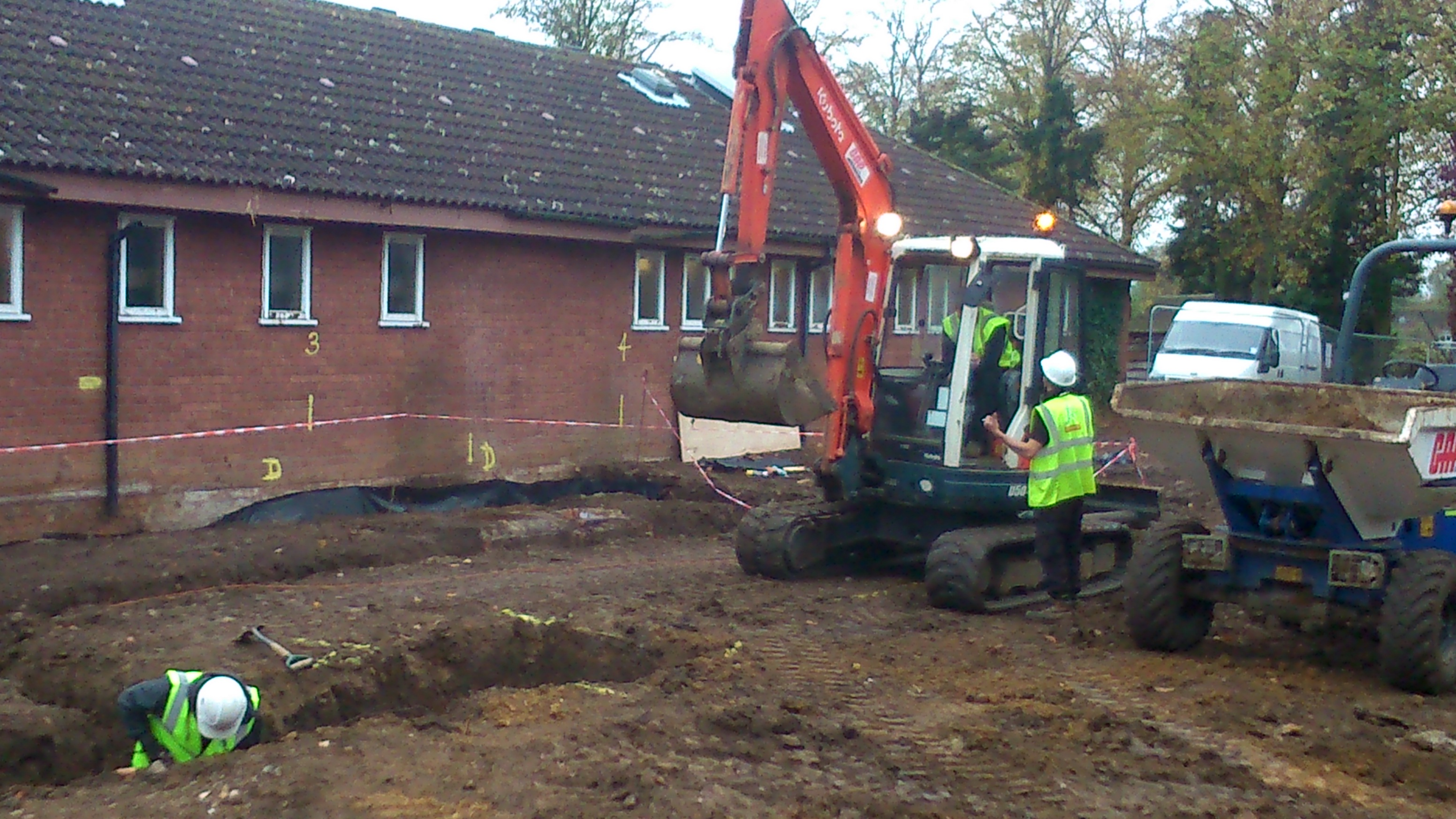 Middleton Swimming Pool Newport Pagnell Is Having A New Gym Extension Paul Alexander