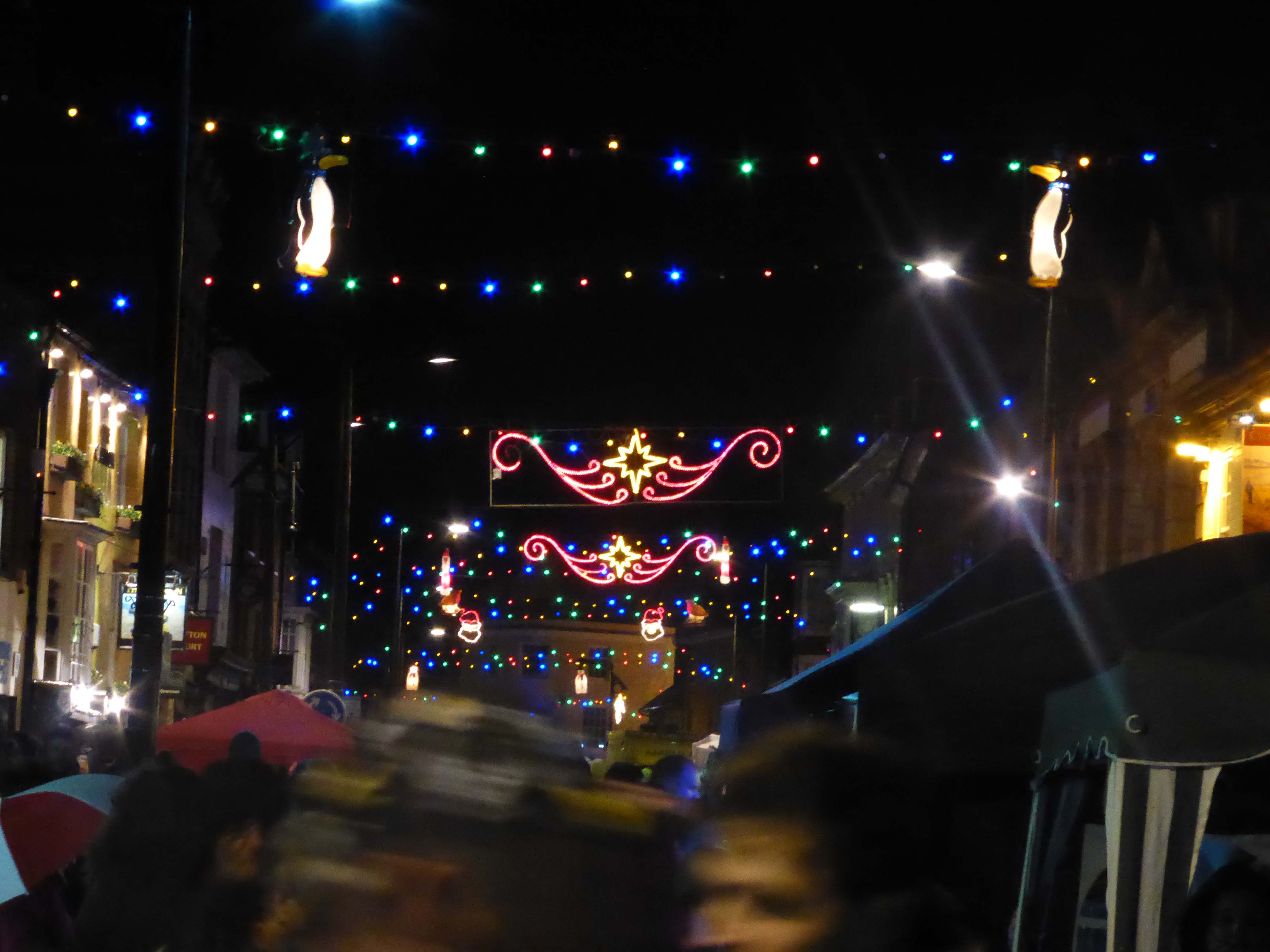 Christmas Lights Switch-On Newport Pagnell – Sat. 28th Nov.   Paul ...
