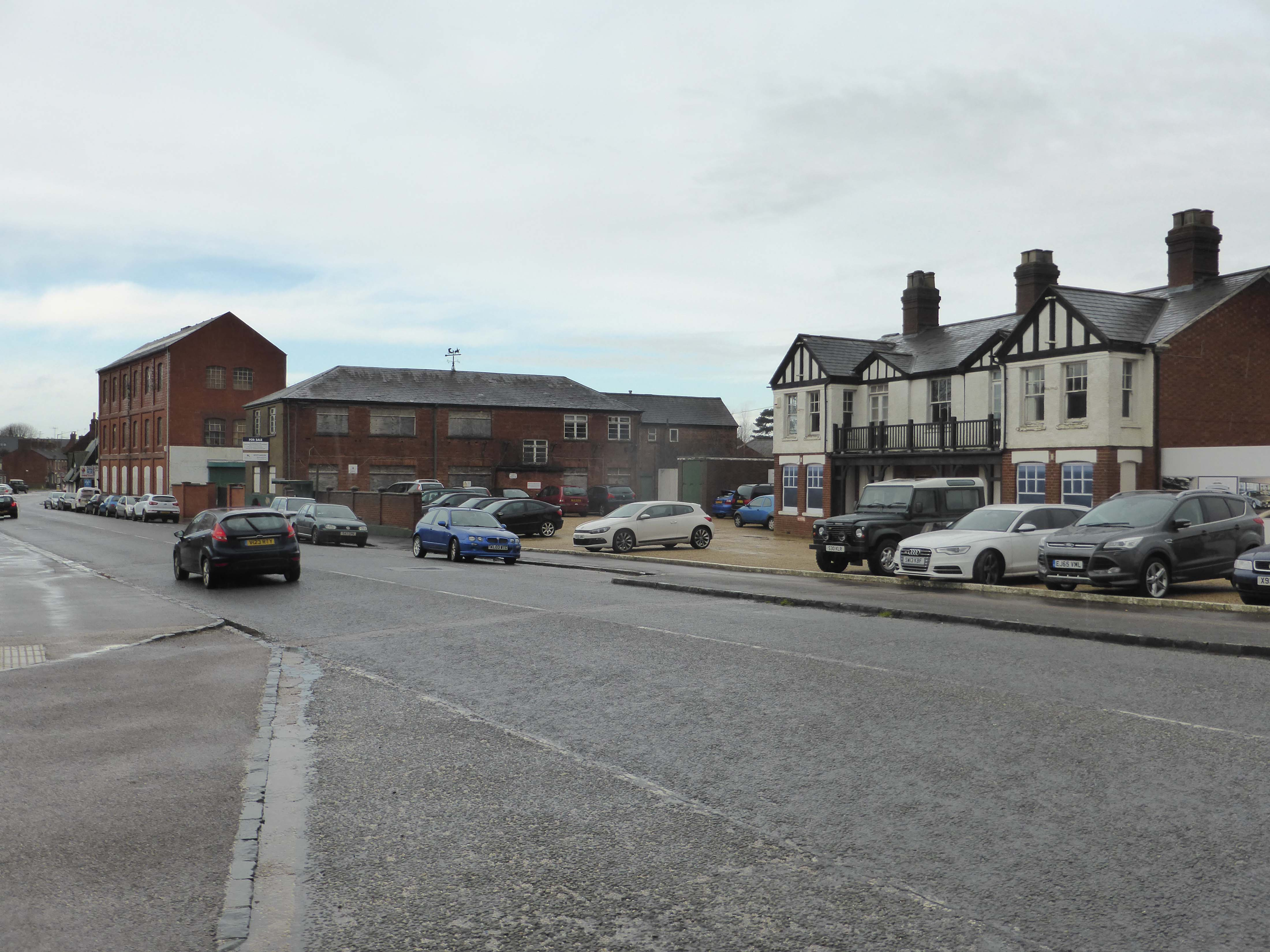 Old Aston Martin Site In Newport Pagnell To Be Considered For Housing Development Paul Alexander